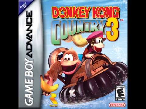 Full Donkey Kong Country 3 (GBA) OST