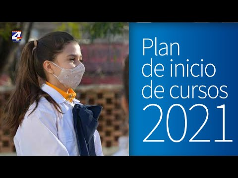 Presentaron el Plan de inicio de cursos 2021 de la educación pública