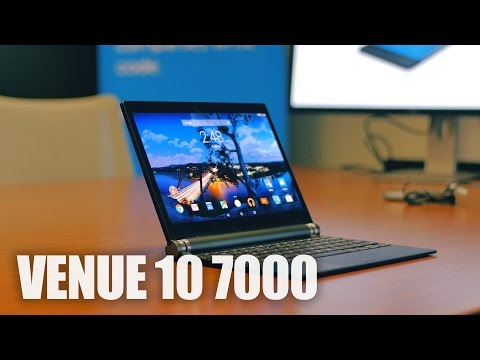 "Dell Venue 10 7000 - Hands On | New 10.5"" Productivity Tablet"