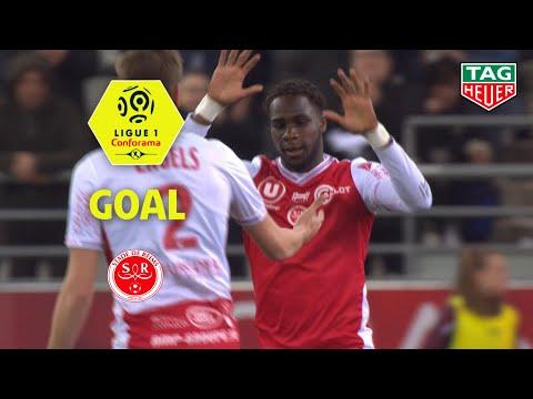 Goal Boulaye DIA (70') / Stade de Reims - Amiens SC (2-2) (REIMS-ASC) / 2018-19