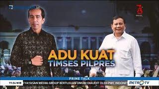 Video Adu Kuat Timses Pilpres 2019 MP3, 3GP, MP4, WEBM, AVI, FLV Agustus 2018
