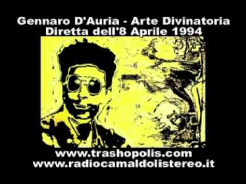 Buon compleanno Gennaro D'Auria – Festeggiamo con una diretta d'epoca!