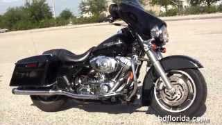 4. Used 2006 Harley Davidson Street Glide for sale in NC