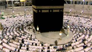 صلاة المغرب من المسجد الحرام الخميس 12-2-1436 الشيخ بندر بليلة | سورة الانفطار