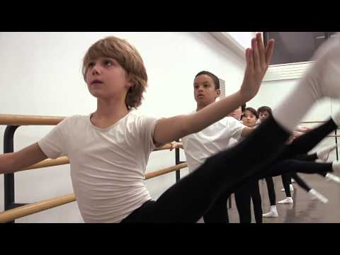 School of American Ballet -- Boys Program