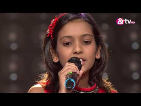Nishtha Sharma - Blind Audition - Episode 4 - July 31, 2016 - The Voice India Kids (видео)