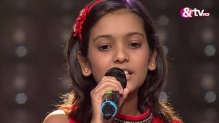 Video Nishtha Sharma - Blind Audition - Episode 4 - July 31, 2016 - The Voice India Kids MP3, 3GP, MP4, WEBM, AVI, FLV Oktober 2017