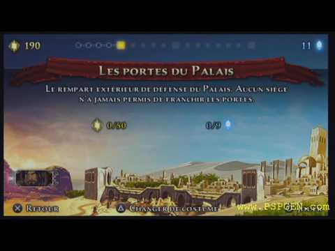 Prince of Persia : les sables oubliés PSP - Un costume PS3
