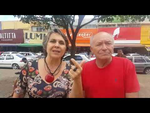 ÉRIKA KOKAY PARTICIPA DE EVETO NO CENTRO DE CEILÂNDIA E CONVOCA A MILITÂNCIA PARA ENCOTRAR COM LULA NO DIA 13!