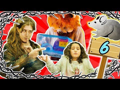 بادي فادي - مسلسل  السجن 6  ~ صرصور!  | 6  Buddy Fady ~ The Prison  Ep
