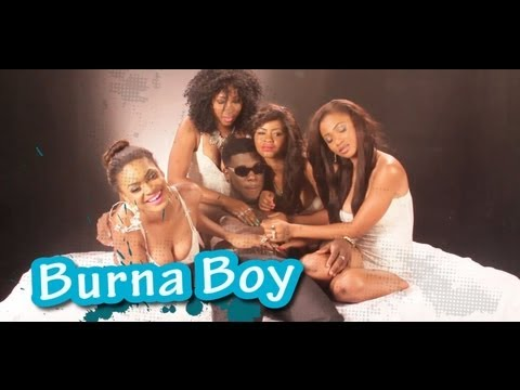 0 VIDEO: Burna Boy   Tonight [Behind The Scenes] | Burna Boy & Vector Freestylevector TONIGHT Burna Boy