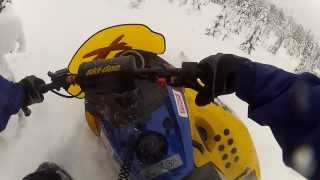 4. Summit xrs (kuusamo tree riding)