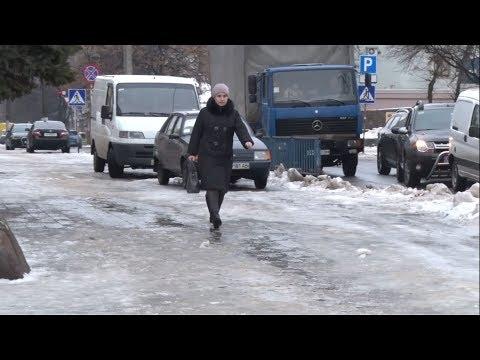В Житомире за неубранные тротуары разрывать договоры с частными ВЖРЕП