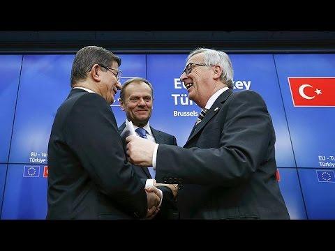 Διχασμένα τα κράτη μέλη για τη συμφωνία ΕΕ- Τουρκίας για το προσφυγικό