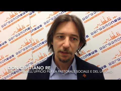 """Don Cristiano Re: """"I giovani e il lavoro"""""""