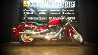 5. 2007 Honda Shadow Sabre 1100; Stock No. 704541
