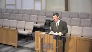 Tuesday evening church Service Jan. 24th 2017