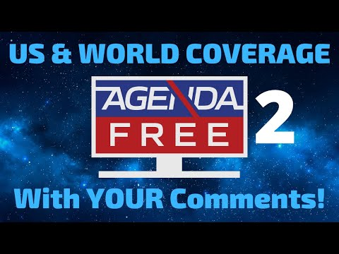 LIVE US & World Coverage (Featuring Your Comments!) 1/19/21