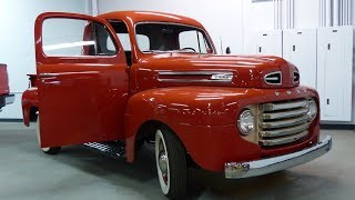From F1 to F-150: The Classic Ford F-series Trucks Revealed