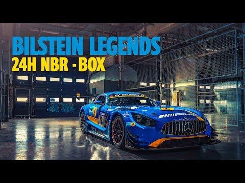 BILSTEIN LEGENDS   24h Nürburgring Box