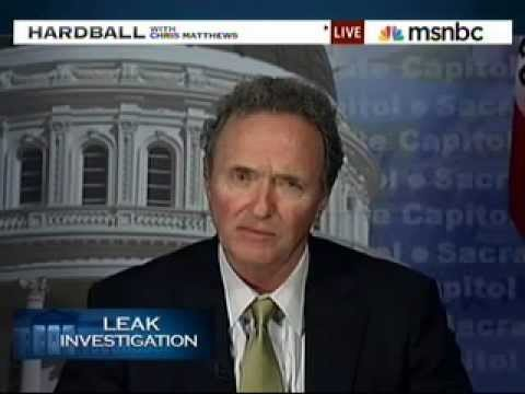 Full Length Video - Lungren on MSNBC's Hardball Discussing Recent National Security Leaks