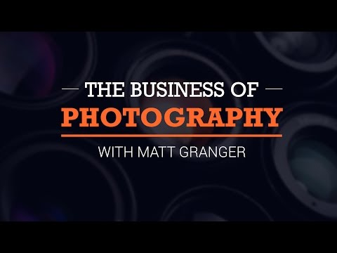 Creating a successful Photography Business