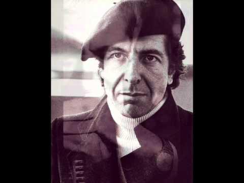 Tekst piosenki Leonard Cohen - Lullaby- studio version po polsku