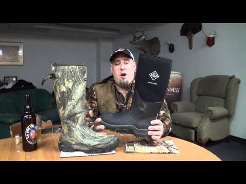 Boot Review-Lacrosse VS Muck