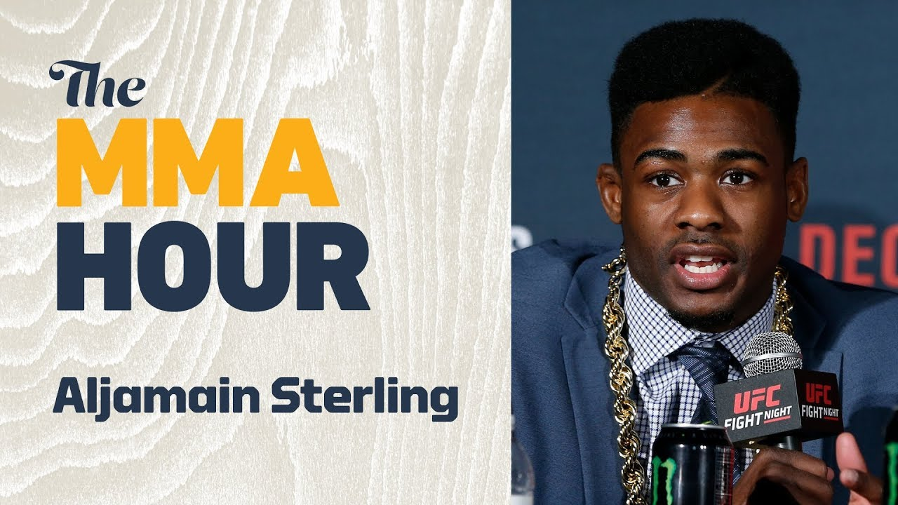 Aljamain Sterling: UFC Broadcast, Brass Should Handle Knockouts Better