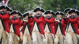 Watch Live: July 4th In Washington, Trump's 'Salute To America' Military Event | NBC News