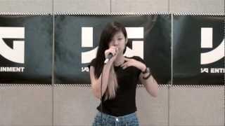 JENNIE KIM (김제니) - YG NEW ARTISTS
