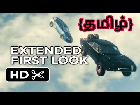 Fast and Furious 7 Scenes - Tamil