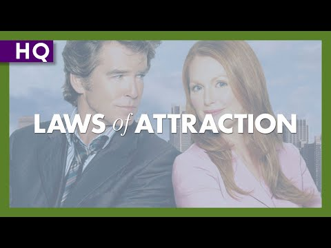 Laws of Attraction (2004) Trailer