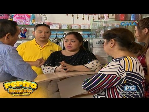 """Pepito Manaloto: """"Nice doing business with you!"""" - Pepito"""