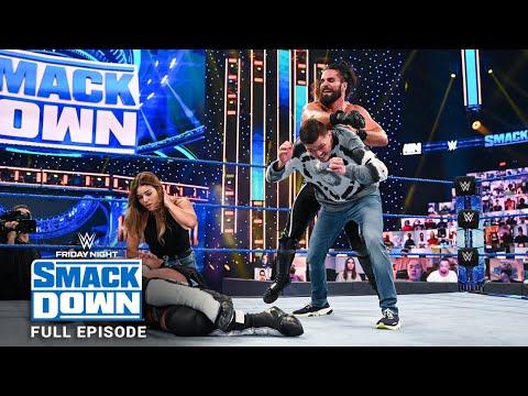WWE SmackDown Full Episode, 23 October 2020