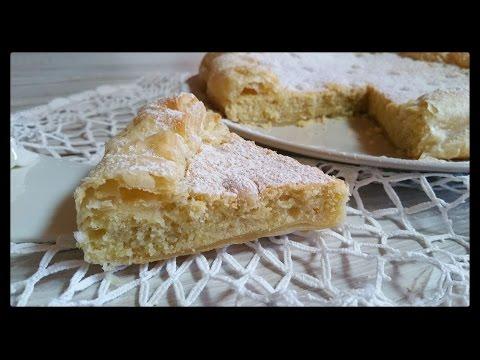 torta russa di verona - ricetta