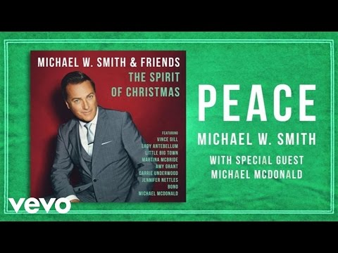 Peace (Lyric Video) [Feat. Michael McDonald]