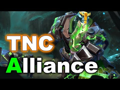 ALLIANCE vs TNC - StarLadder Invitational 2 DOTA 2