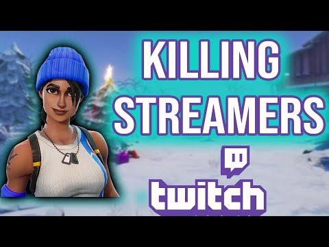 BEST 'KILLING TWITCH STREAMERS' VIDEO  Jelty VS Streamers