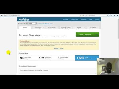 WOW!! List building and making money at the same time with an email list