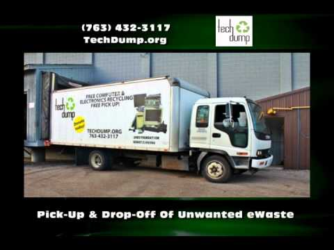 Electronics Recycling Plymouth MN - Tech Dump