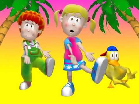 Música Infantil / Biper y sus Amigos / Pican los mosquitos