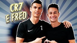 Video CRISTIANO RONALDO AND FRED, THE GREAT MEETING MP3, 3GP, MP4, WEBM, AVI, FLV Agustus 2018