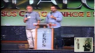 Escola de Profetas - Jhon Schell - 16-08-2014