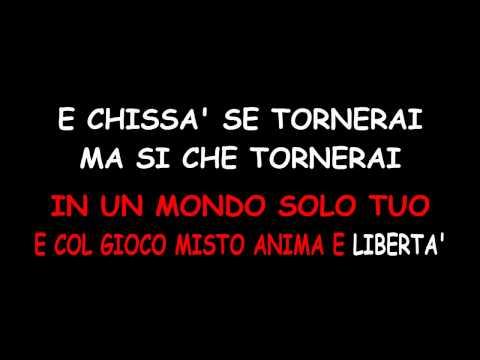 , title : 'Adesso dormi - Biagio Antonacci - KARAOKE HD'