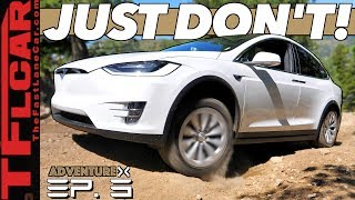 Video Can a Tesla Go Off-Road Up a Rocky Mountain? We Compare It to an Old-School SUV | Adventure X Ep. 3 MP3, 3GP, MP4, WEBM, AVI, FLV Agustus 2019