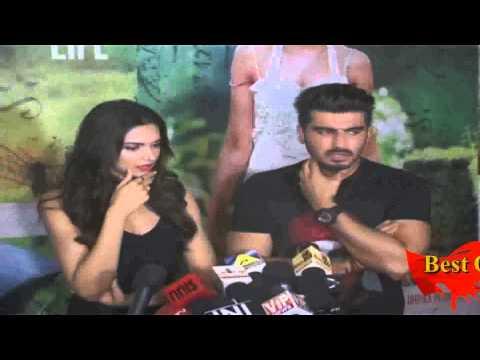 Deepika Padukone   Screening Of Movie Finding Fanny