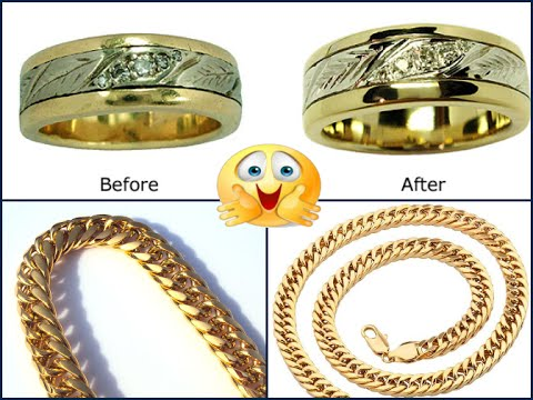 Life Hack | Restore Shine and Sparkle to Jewellery and Precious Metals Such as Gold and Silver
