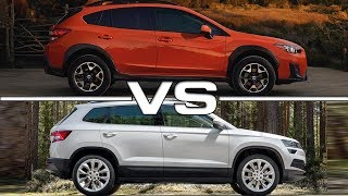 2018 Subaru Crosstrek vs 2018 Skoda KaroqSong: Liberté [Rewind Remix Release]Music provided by Rewind Remix https://goo.gl/08ZthIArtist: KOTY