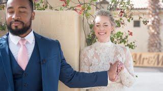 INTERRACIAL WEDDING // Ashley & Max // Stop action slideshow + audio captures = feel the love